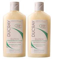 DUCRAY護蕾 控油舒敏洗髮精-基礎型(200ml*2入)