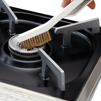 Aisen瓦斯爐不鏽鋼刷(附小尖錐)2入裝
