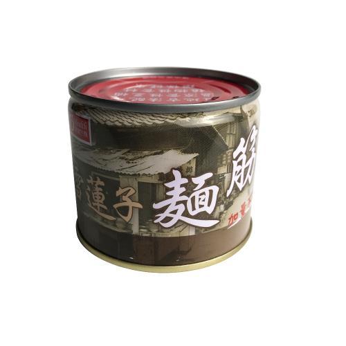 【有機園】雪蓮子麵筋30罐