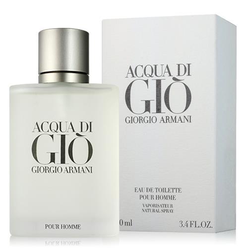 【Giorgio Armani】亞曼尼寄情水男性淡香水50ml
