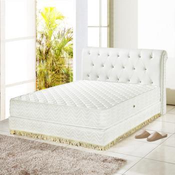 《全館8折》【睡尚寶】飯店用3M防潑水蜂巢式獨立筒床墊-單人