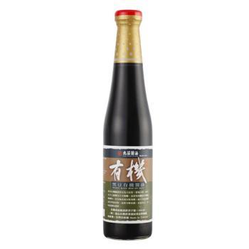 《丸莊》黑豆有機蔭油清(共2瓶)