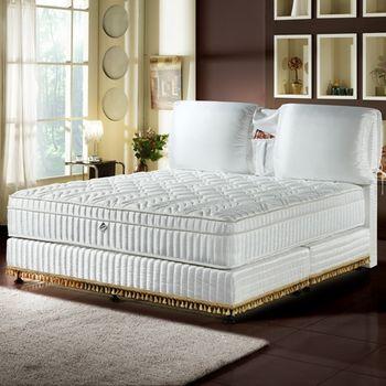 【契斯特】享受睡眠獨立筒雙人床墊