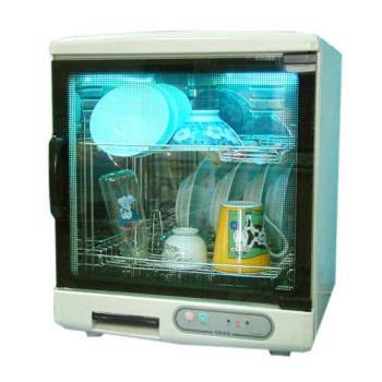 《名象》不鏽鋼雙層紫外線烘碗機 TT-967