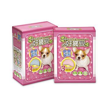 好寶貝《季拋版》寵物除臭尿布-XL號 1盒1片裝 ★環保尿布墊★狗狗訓練★寵物墊★除臭★超吸水★重覆使用