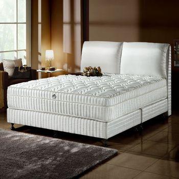 【契斯特】頂級釋壓雙層獨立筒雙人床墊