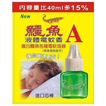 鱷魚  水性液體電蚊香-無香料 ( 12入 )
