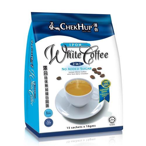 澤合怡保二合一白咖啡(5袋)