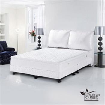 【亞珈珞】超透氣蜂巢式三線獨立筒床墊3.5x6.2尺