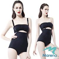美國 Marena 腹部加強 美體塑身衣 肩帶可拆