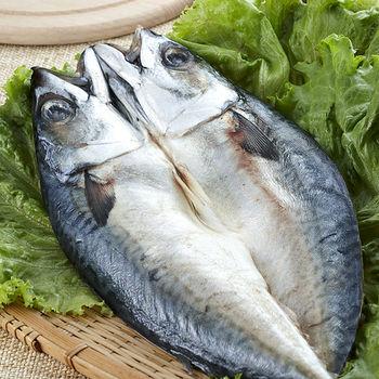 日式風味DHA鯖魚一夜干20片嚐鮮組