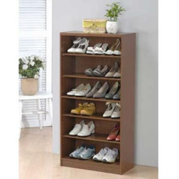 【尼克斯】超優質六格木紋鞋櫃