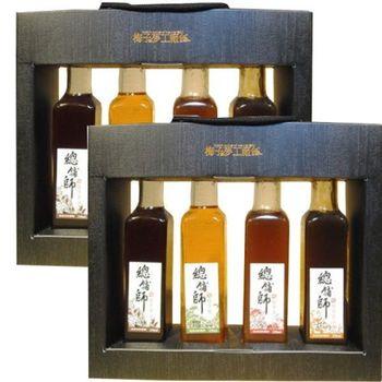 【信義鄉農會】總舖師禮盒(250ccX4罐/組)共3組
