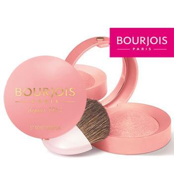妙巴黎BOURJOIS-胭脂騷餅37玫瑰泡泡2.5g