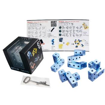 【TAKEN 藝術積木】金剛魔組 - 戰鬥方塊禮盒