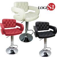 【LOGIS】狄尼洛吧台椅/吧檯椅/高腳椅/皮椅LOG-228