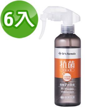 台塑生醫Dr's Formula抗菌防護噴霧255g(6入/組)