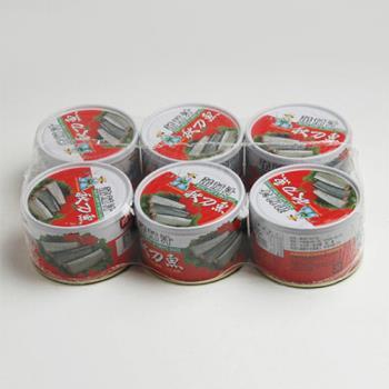 《同榮》蕃茄汁秋刀魚 1箱24入 (230g/易開罐)