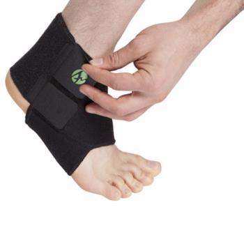 【PUSH!】調整式腳踝套運動護膝-1入