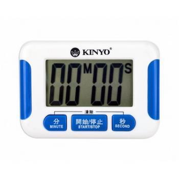 KINYO中型電子式正倒數計時器TC-5