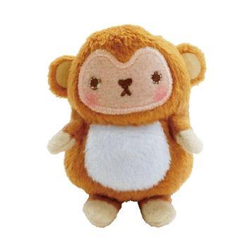 【UNIQUE】動物樂園沙包小公仔 小猴子