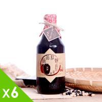 黑豆桑 天然極品養生紅麴醬油 6瓶