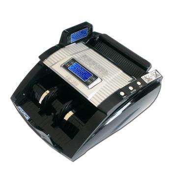 HOBO 數位台幣/人民幣商務型點驗鈔機HB-368黑色