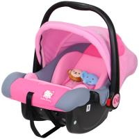 【Hello Kitty】凱蒂貓 嬰兒提籃式汽座/豪華款