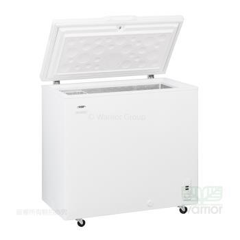 海爾Haier臥式密閉冷凍櫃203L-型(HCF-203S)