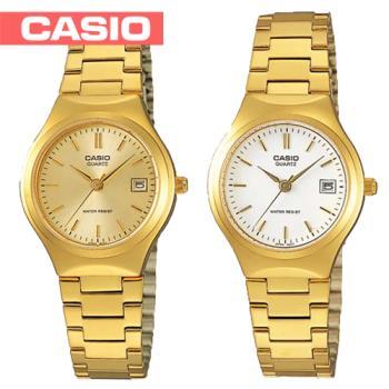 【CASIO 卡西歐】上班族/淑女石英腕錶-LTP-1170N