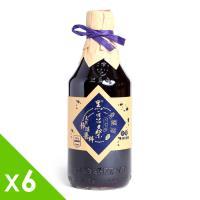 黑豆桑 天然手工桑椹淳6瓶