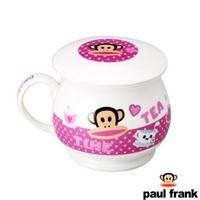 【Paul Frank】三件式鼓形杯-粉(PF337PL-2)