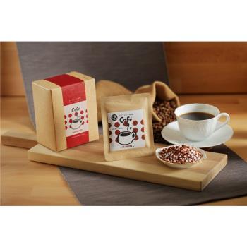 【深度咖啡】黑豆混合咖啡&赤米混合咖啡(買4送1優惠組)