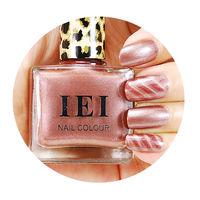 【IEI專業玩色美彩】金屬、霧面多用超強磁力系列-情迷香檳粉