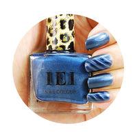 【IEI專業玩色美彩】金屬、霧面多用超強磁力系列-皇家藍