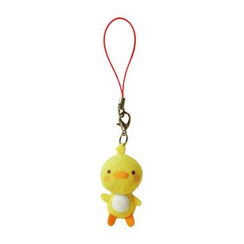 【UNIQUE】動物樂園迷你公仔吊飾。小雞