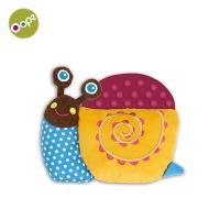 【瑞士OOPS烏噗司】寶寶強壯玩具(固齒器-蝸牛)