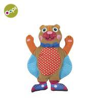 【瑞士OOPS烏噗司】寶寶強壯玩具(固齒器-大熊)