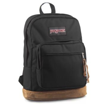 JanSport 校園背包(RIGHT PACK)-黑
