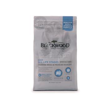 Blackwood柏萊富功能性全齡滋補養生(鯰魚+珍珠麥)狗飼料30磅*1包