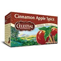 【詩尚草本】 蘋果肉桂茶(20環保包)x2盒
