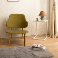 【日安家居】Lycia萊希雅和風日作單人椅(共二色)