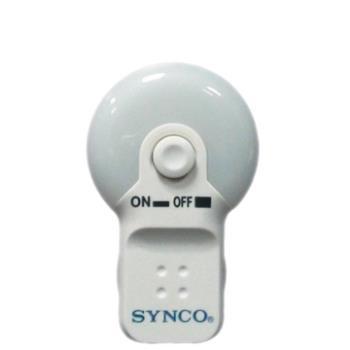新格牌 甜甜圈(開關式)LED小夜燈(1入) SAN-26M