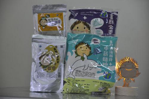 【喜願】小麥麵粉手作組盒