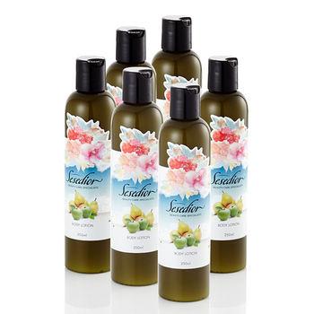Sesedior空中花園橄欖精華身體乳6瓶