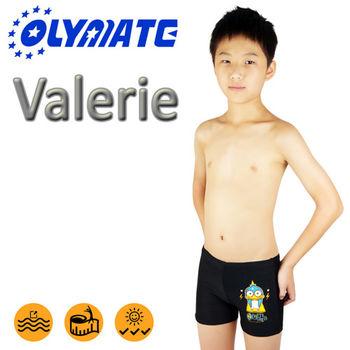 OLYMATE Valerie 兒童休閒四角泳褲
