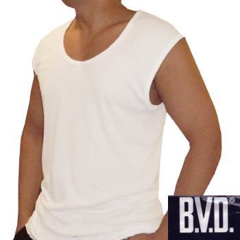 【BVD 】時尚天然純棉窄肩短袖背心~5件組