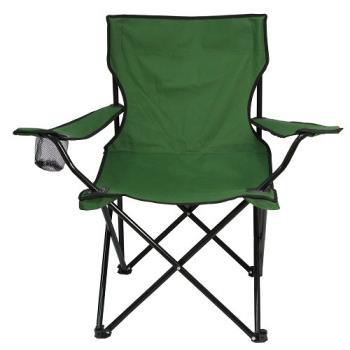 好舒適戶外休閒椅折疊椅大+小超值5入組