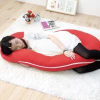 【IDeng】多功能孕婦授乳枕/側抱枕/托腹枕