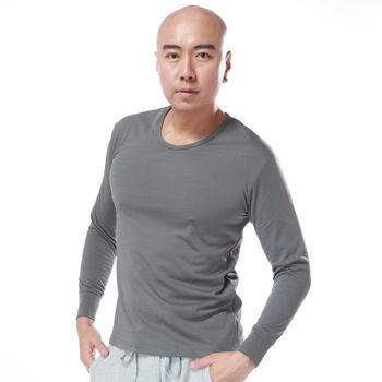 艾森豪暖暖加大發熱圓領長袖衫6件組8041